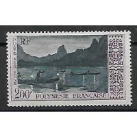 Polynésie - PA 4 - Neuf sans Gommes