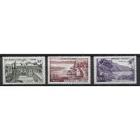 France - Numéro 1192 à 1194 - Neuf avec charnières