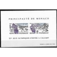 Monaco - BF 40 a Non dentelé - Neuf