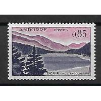 Andorre - Numéro 163 - Neuf sans charnière