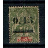 Cote d'Ivoire - Numéro 20 - Oblitéré