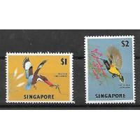 Singapour - Numéro 62 à 63 - Neuf sans charnière