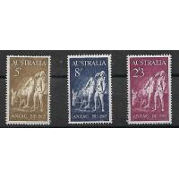 Australie - Numéro 308 à 310 - Neuf sans charnière