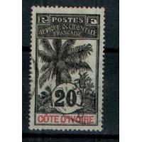 Cote d'Ivoire - Numéro 26 - Oblitéré