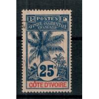 Cote d'Ivoire - Numéro 27 - Oblitéré