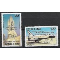 Djibouti - PA 155 à 156 - Neuf sans charnière