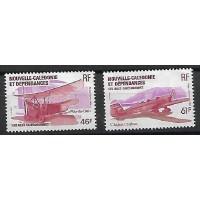 Nouvelle Calédonie - PA 230 à 231 - Neuf sans charnière