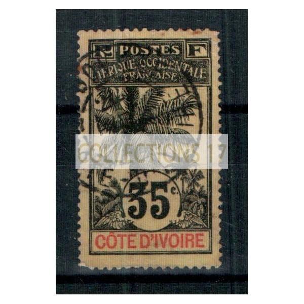 Cote d'Ivoire - Numéro 29 - Oblitéré