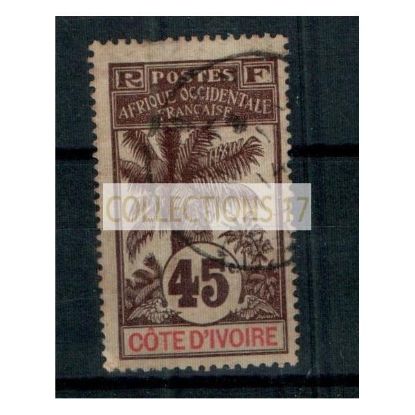 Cote d'Ivoire - Numéro 30 - Oblitéré