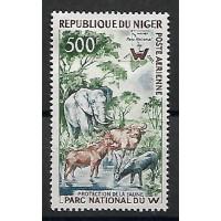 Niger - PA 18 - Neuf avec Charnières