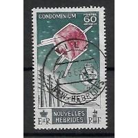 Nvlle Hebrides - Numéro 212 - Oblitéré