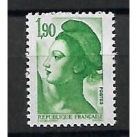 France - Numéro 2424 a - Neuf sans charnière