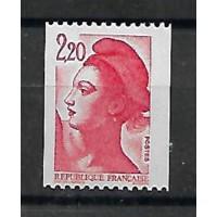 France - Numéro 2379 e - Neuf sans charnière
