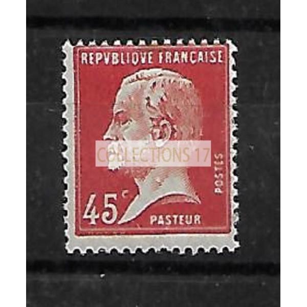 France - Numéro 175 - Neuf avec charnières