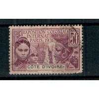 Cote d'Ivoire - Numéro 85 - Oblitéré
