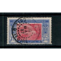 Cote d'Ivoire - Numéro 105 A - Oblitéré