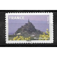 France Adhesif - Numéro 334 a - Neuf sans charnière