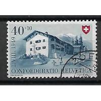 Suisse - Numéro 480 - Oblitéré