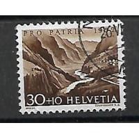 Suisse - Numéro 524 - Oblitéré