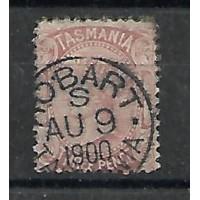 Tasmanie - Numéro 30 - Oblitéré