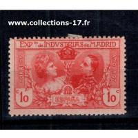 Espagne - Numéro 236 - Charnière