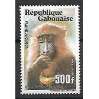 Gabon - PA 682 D - Neuf sans Charnière