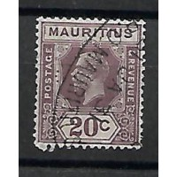 Maurice - Numéro 171 - Oblitéré