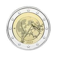 2 €uros Finlande 2017 (UNC Sortie de Rouleau)