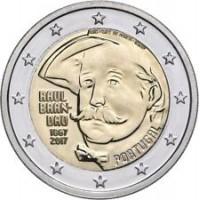 2 €uros Portugal 2017 (UNC Sortie de Rouleau)