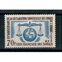 Cote des Somalis - Numéro 318 - Neuf avec charnière