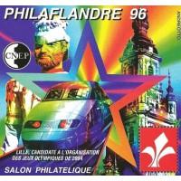 France Bloc CNEP 1996 - numéro 22 - Neuf