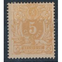 Belgique - Numéro 28 - Neuf avec Charnière