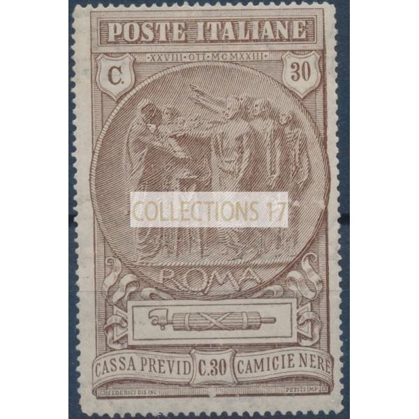 Italie - Numéro 143 - Neuf avec Charnière