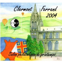 Bloc CNEP numéro 40 de 2004 - Neuf