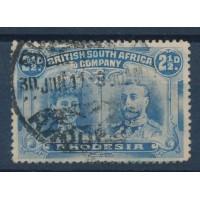 Rhodesie - Numéro 24 - Oblitéré