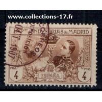 Espagne - Numéro 241 - Oblitéré