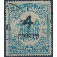 Bornéo du Nord - Numéro 93 - Oblitéré