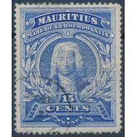 Maurice - Numéro 98 - Oblitéré