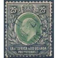 AoB Ouganda - Numéro 130 - Oblitéré