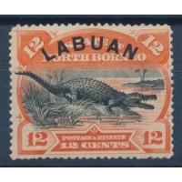 Labuan - Numéro 81 - Neuf avec Charnière