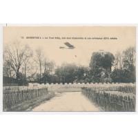 CPA - (78) Argenteuil, La Tour Billy, son mur d'enceinte et ses créneaux