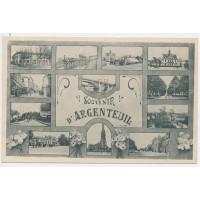 CPA - (78) Argenteuil, Souvenir D'Argenteuil