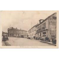 CPA - (78) Septeuil - Place de La Poste