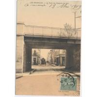 CPA - (78) Les Mureaux - Le Pont du Chemin de Fer