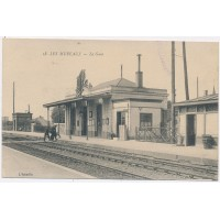 CPA - (78) Les Mureaux - La Gare