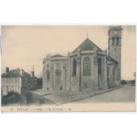 CPA - (78) Meulan - L'Eglise vue de l'abside - L.L