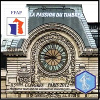 Bloc FFAP numéro 6 de 2012 - Neuf
