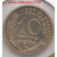 10 Centimes Marianne 1976