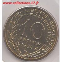 10 Centimes Marianne 1982