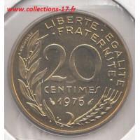 20 Centimes Marianne 1976